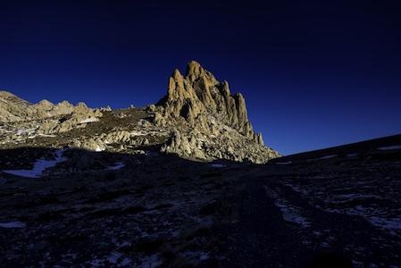 Velebit Mountain Tulove Grede