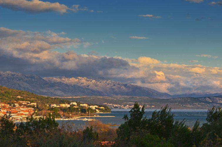 Winter in Dalmatia
