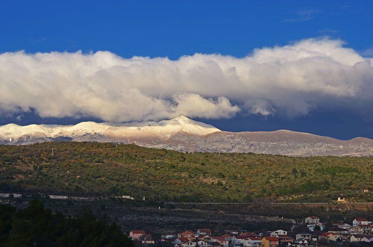 Snow on Velebit